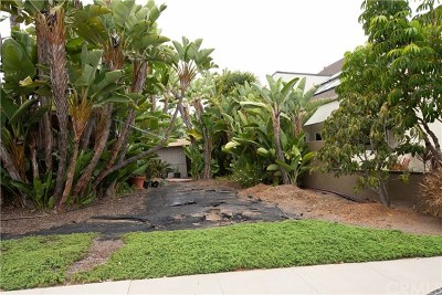 Corona Del Mar Single Family Home For Sale: 611 Jasmine