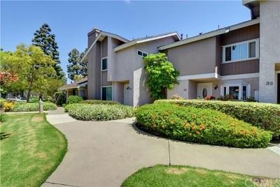 Irvine Condo/Townhouse For Sale: 37 Mirror Lake #45