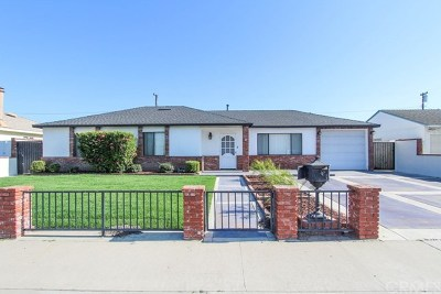 Westminster Single Family Home For Sale: 6422 Bannock Road