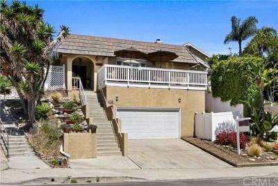 San Clemente Single Family Home For Sale: 118 Avenida Sierra