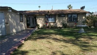 La Puente Single Family Home For Sale: 1332 Glenshaw Drive