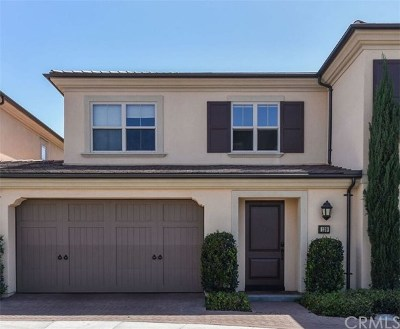 Irvine Condo/Townhouse For Sale: 139 Overbrook