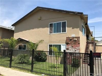Anaheim Multi Family Home For Sale: 704 N Anna Drive