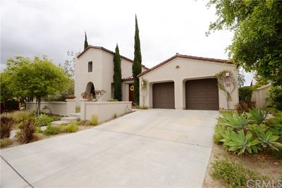 San Diego Single Family Home For Sale: 7515 Garden Court