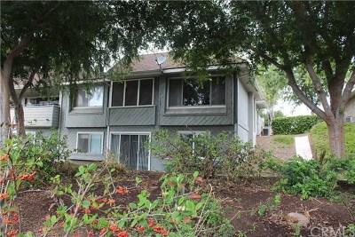 Laguna Hills Condo/Townhouse For Sale: 22282 Caminito Tecate #263