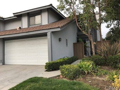 Laguna Hills Single Family Home For Sale: 13 Heather Hill Lane