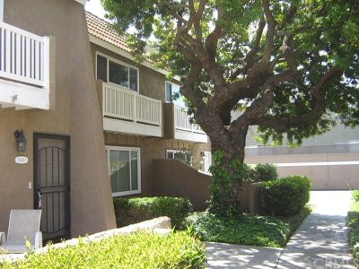 Huntington Beach Condo/Townhouse For Sale: 16845 Bream Lane #73