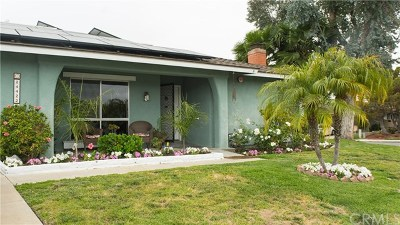 Mission Viejo Single Family Home For Sale: 24422 Zandra Drive