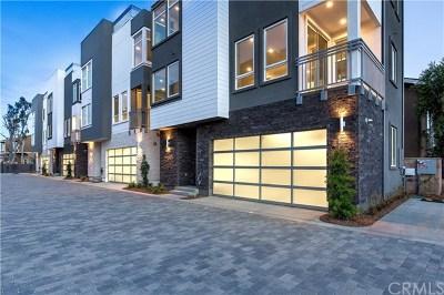 Costa Mesa Single Family Home For Sale: 2068 Maple Avenue #B