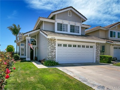 Laguna Niguel Single Family Home For Sale: 24892 Eaton Lane