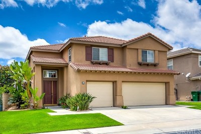 Mission Viejo Single Family Home For Sale: 5 Redcrown