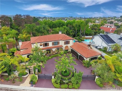 Laguna Hills Single Family Home For Sale: 25391 Nellie Gail Road