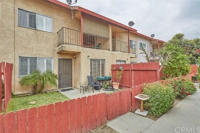 Pomona Condo/Townhouse For Sale: 198 W Franklin Avenue #9