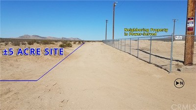 Adelanto Residential Lots & Land For Sale: Emily Road