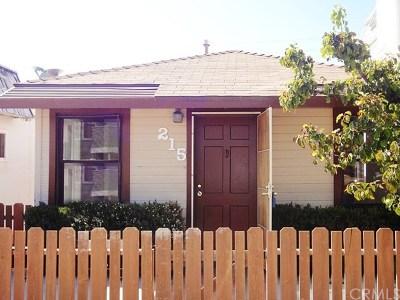 Newport Beach Rental For Rent: 215 29th Street #A
