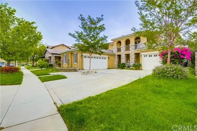 Rancho Cucamonga Single Family Home For Sale: 12547 Vintner Drive