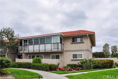 Laguna Woods Condo/Townhouse For Sale: 2199 Via Mariposa E #P
