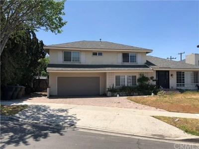 Yorba Linda Single Family Home For Sale: 18752 Avolinda Drive
