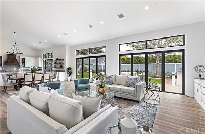 Newport Beach Single Family Home For Sale: 1827 Mariners Drive