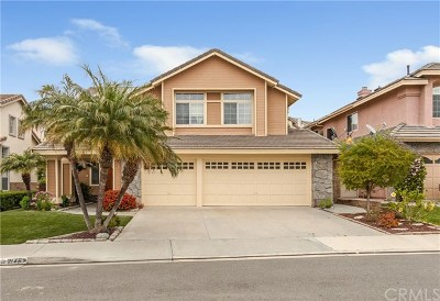 Rancho Santa Margarita Single Family Home For Sale: 21462 Silvertree Lane