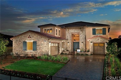 Chino Hills Single Family Home Active Under Contract: 16409 Viewcrest Road