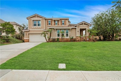 Riverside, Temecula Single Family Home For Sale: 2176 Praed Street