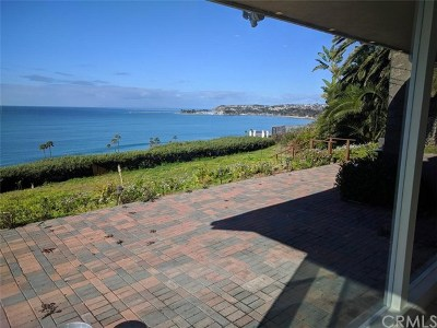 Dana Point Rental For Rent: 34751 Doheny Place