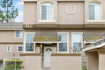 Placentia Condo/Townhouse For Sale: 361 S Van Buren Street #B