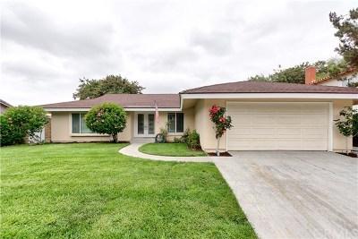 Mission Viejo Single Family Home For Sale: 25455 El Picador Lane