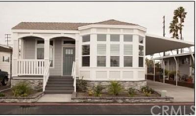 Huntington Beach Mobile Home For Sale: 19251 Brookhurst St.