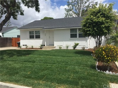 Costa Mesa Multi Family Home For Sale: 366 Ralcam Place