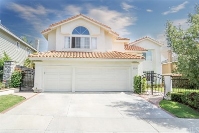 Orange County Single Family Home For Sale: 22511 Peartree