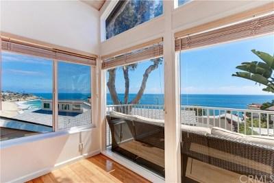 Laguna Beach Single Family Home For Sale: 31862 Circle Drive