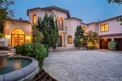 Newport Coast Single Family Home For Sale: 9 Seahaven