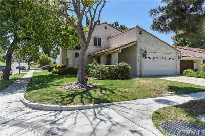 Chino Hills Single Family Home For Sale: 3549 Palisade Street