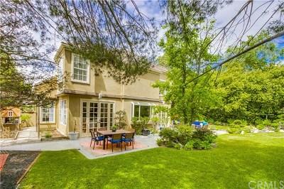 Rancho Santa Margarita Single Family Home For Sale: 41 Highpoint