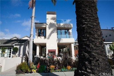 Corona Del Mar Condo/Townhouse For Sale: 514 Marguerite Avenue
