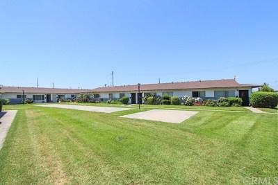 Santa Ana Condo/Townhouse For Sale: 615 S Euclid Street #G2