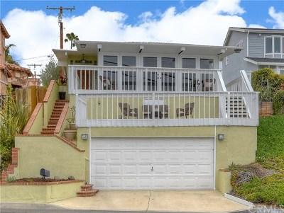 San Clemente Single Family Home For Sale: 1805 S Ola Vista