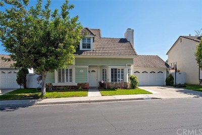 Mission Viejo Single Family Home For Sale: 28022 Oxenberg