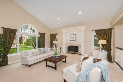 Mission Viejo Single Family Home For Sale: 22182 Westcliff