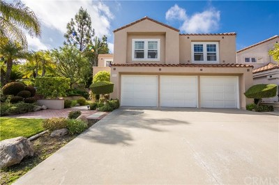 Mission Viejo Single Family Home For Sale: 26455 Lombardy Road