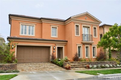 Irvine Single Family Home For Sale: 42 Triana