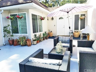 Laguna Hills Condo/Townhouse For Sale: 22205 Caminito Vino