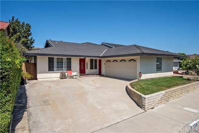 Huntington Beach Single Family Home For Sale: 17341 Gibson Circle