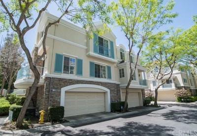 Newport Coast Condo/Townhouse For Sale: 82 Chandon