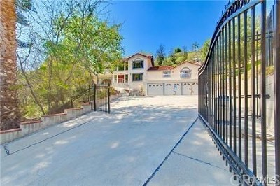 Hacienda Heights Single Family Home For Sale: 2869 Turnbull Canyon Road