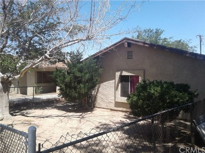 Hesperia Multi Family Home For Sale: 16502 Smoke Tree Street