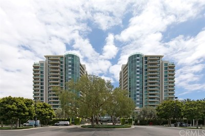 Marquee At Park Place (Marq) Condo/Townhouse For Sale: 3141 Michelson Drive #904