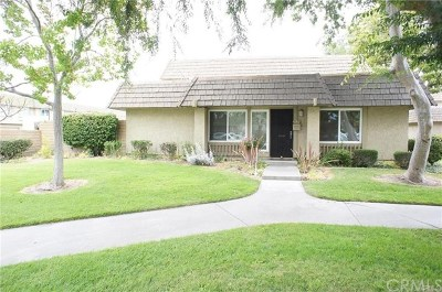 Fountain Valley Single Family Home For Sale: 18112 Yosemite Court